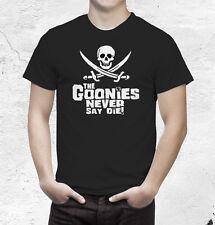 The Goonies tshirt never say die chunk