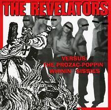 """REVELATORS Serve the Man 7"""" NEW crypt oblivians gories devil dogs dirtys"""