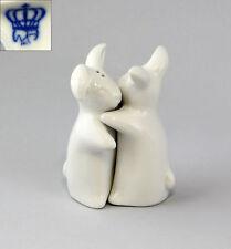 Porzellan Figur Wagner & Apel Salz Pfeffer Streuer-Paar Hasen H9cm 9942217