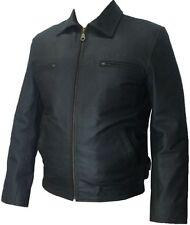 UNICORN LONDON Mens Classic Box Jacket - Real Leather Jacket - Skipper #S9