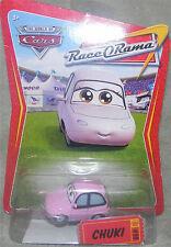 NEW DISNEY PIXAR THE WORLD OF CARS RACE O RAMA CHUKI CAR