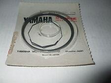 Yamaha RD250 1A2 Aros del pistón Aro Del Pistón Exceso 1,0 mm Original Nuevo