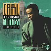 Fantasy Hotel by Carl Anderson (R&B) (CD, May-1992, GRP (USA))
