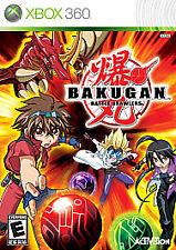 BRAND NEW Sealed Bakugan Battle Brawlers (Microsoft Xbox 360, 2009)