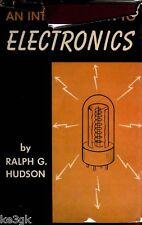 Introduction to Electronics * CDROM * PDF * Electronics