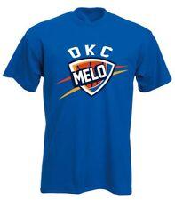 """Carmelo Anthony Oklahoma City Thunder """"LOGO"""" jersey T-shirt Shirt"""