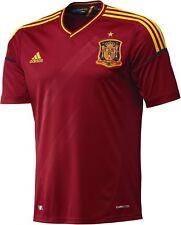 Original Adidas Unisex Junior Niños España Home Camisa 2012-2013