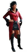 Karneval Klamotten Kostüm Vampir Lady Dame Karneval Halloween Damenkostüm