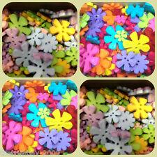 Pétale Boutons Mixtes-lumineux et couleurs pastel-Tailles Mixtes - 125 g & sacs de 250 g