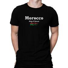 Morocco KING OF SOCCER T-shirt