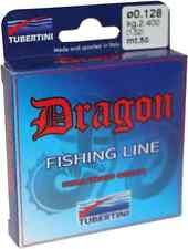 Tubertini, FTM Dragon Fishing Line, GREEN, verschiedene Stärken, 11,90€/100m