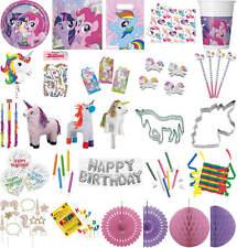 Kinder-Geburtstag Party Deko Feier Fete Motto Pferd Pony und Freunde