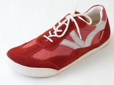 FOOTPRINTS by Til Schweiger Chaussures Baskets 43 44 45 46 Rouge / Blanc étroit