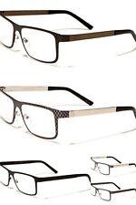 New Khan Unisex Fashion Clear Glasses Metal Frame (NO PRESCRIPTION) KN1216CL