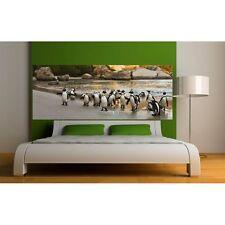 Adesivi testa de letto Decocrazione stanza Pinguini 9147