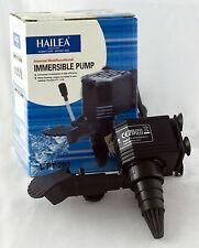 Hailea Immersible Pump 3-in-1 Wavemaker Draining Oxygenation 3 Sizes