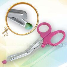 Tuff cut Utility bandage scissors nursing surgical Veterinary Household Colours
