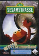 SESAMSTRASSE ELMO IN GRUMMELLAND * DEUTSCH XP *BRANDNEU