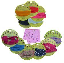 Multifunktionstuch für Kinder in vielen Farben! Schal Kinderschal Schlauchschal