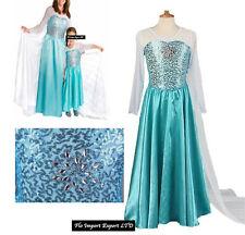 Frozen - Vestito Carnevale Donna Elsa Dress up Woman Elsa Costumes 789006WO