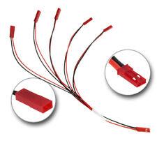 JST Cable de carga 1 en 5 Lipo. Syma X1, UDI U818A U817A, WLtoys V959 V929 V222