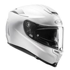 HJC Rpha 70 Blanco Cara Completa Moto Motocicleta Deportes Pista Casco