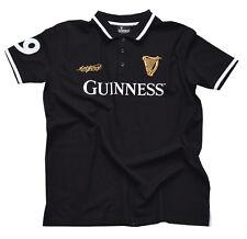 Guinness Black 59 Polo Shirt (S-XXL)