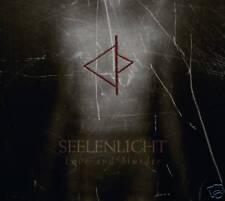 SEELENLICHT Love and Murder CD Death in June Sol Invictus Blood Axis Thronstahl