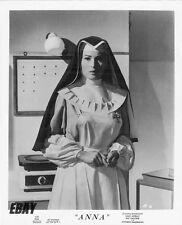 Silvana Mangano busty nun VINTAGE Photo Anna, Italy