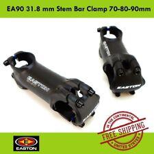 Easton EA90 31.8 mm Stem Bar Clamp +-0 ° 70-80-90mm For Road MTB Bike Bicycle