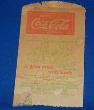 Coca- Cola Bottle Drip  Protector 1940s Vintage