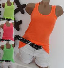 8eb603cee8e835 Damenblusen, - tops & -shirts im Top aus Polyester Neon günstig ...