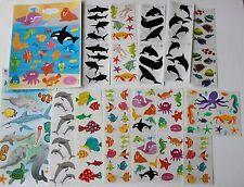 Mrs. Grossman sticker sheet You Choose - Ocean Fish