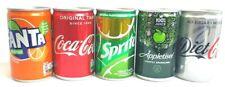 Coke Fanta Sprite Diet Coke Appletiser mini baby Soda Cans 24x150ml Home Work
