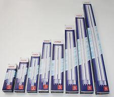 Osaga 5 7 9 11 18 24 36 55 Watt PL UVC Ersatzlampe G23 / 2G11 für Oase Lampe