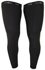 Funkier Winter Thermal Leg Warmers Black - LW01