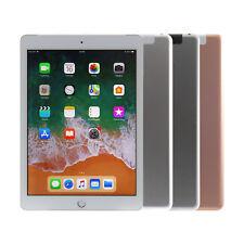 Apple iPad 2018 / 32GB / WiFi + 4G / Grau Gold Silber / eBay Garantie / Wie Neu