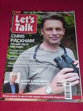 LETS TALK - CHRIS PACKMAN - Nov 2011 # 110