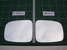 Außenspiegel Spiegelglas Ersatzglas Mazda MPV bis 1999 Li oder Re sph