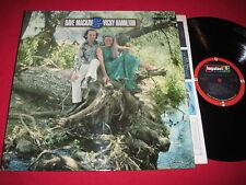 NM VOCAL JAZZ LP DAVE MACKAY & VICKY HAMILTON - IMPULSE AS-9184 STEREO