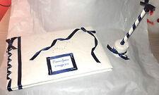 Guestbook matrimonio libro ospiti nozze raso strass cristalli