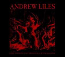 ANDREW LILES - FIRST MONSTER, LAST MONSTER, ALWAYS MONSTER [DIGIPAK] USED - VERY