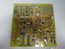 Cegelec gemdrive SPINDLE sa502b control PCB