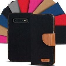 Pochette de Protection Sac Rabattable Étui Portable à Clapet Type Portefeuille