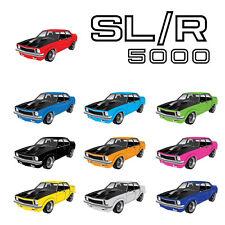 New Sticker ! Holden LX Torana A9X SLR 5000 Sedan - Hotwire Rims
