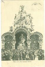CARNEVALE, CARNEVALE de Nice, Palais de S.M. Carneval XXXV, 1907