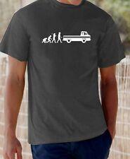 Evolution of Man, Corvair Rampside  t-shirt