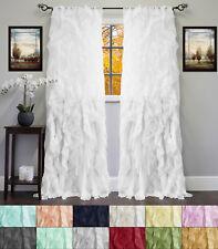 Ruffled Curtains Ebay