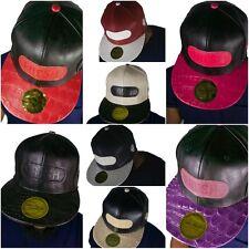 COMPLET Bracelet Simili Cuir arrière, réglable, fraîche Hip Hop Caps, chapeaux,