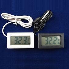 Digital LCD Temperature Test Sensor Fridge Freezer Refrigerator Thermometer